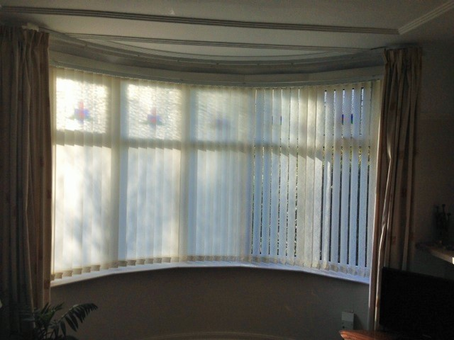 Bay Window Treatments : Blinds for bay windows what are my options expression