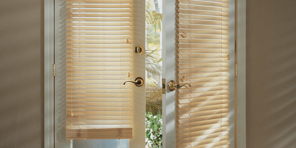 Blinds For French Doors Simple And Effective