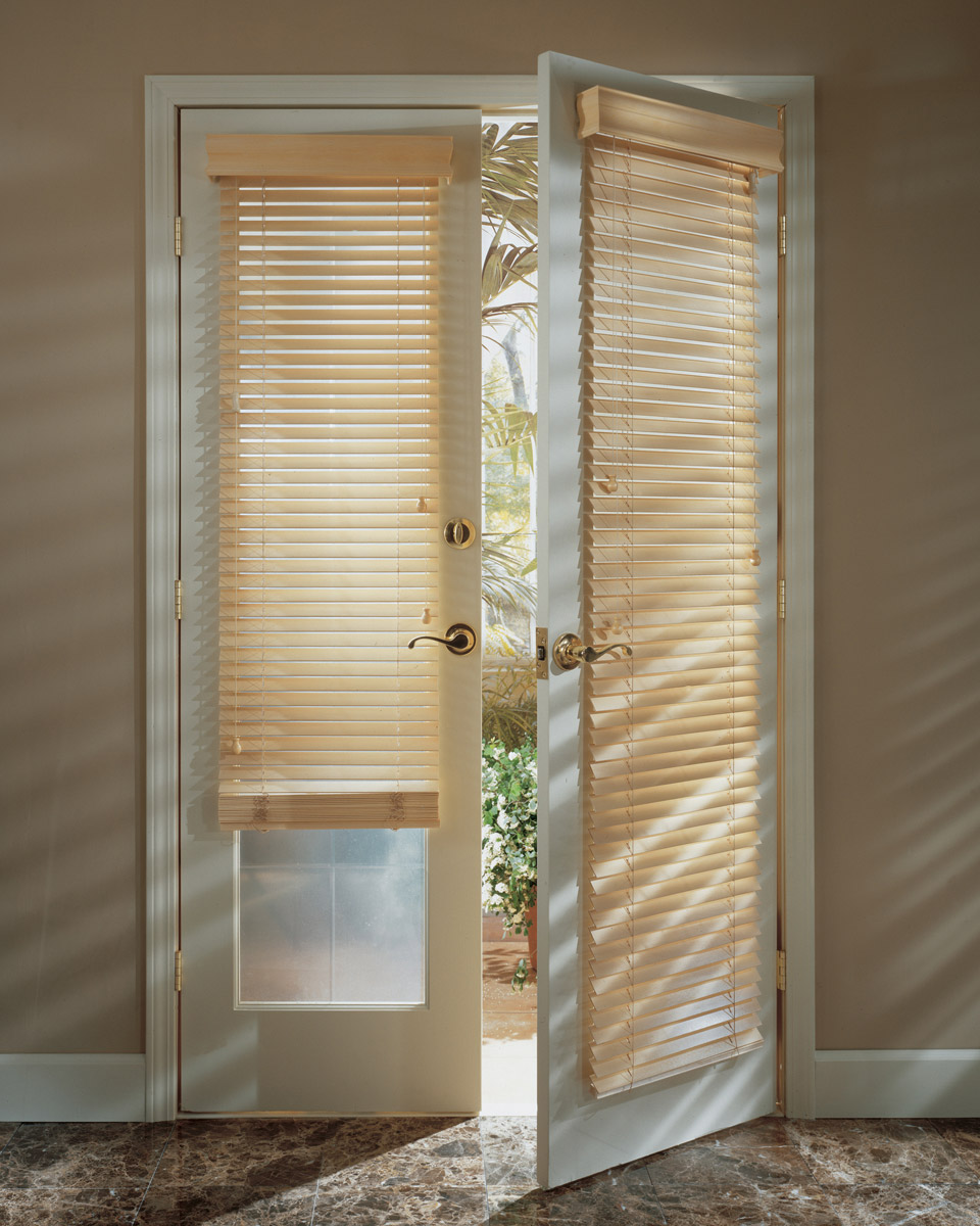 Blinds For French Doors Simple And Effective Expression