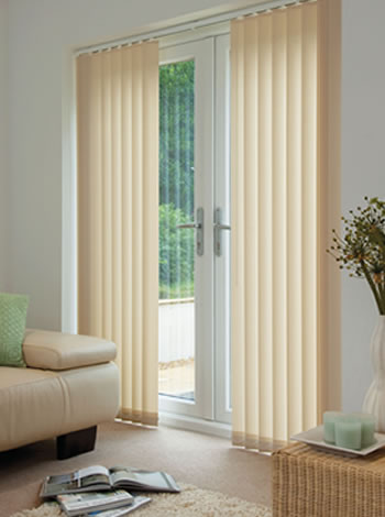 Vertical Blinds For French Doors