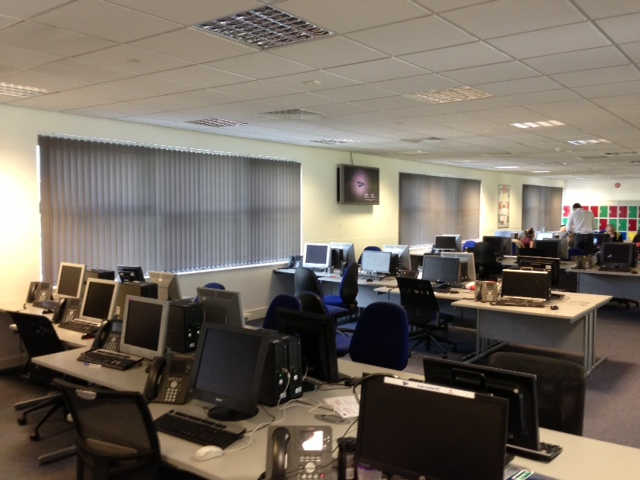 Commercial Blinds Warrington