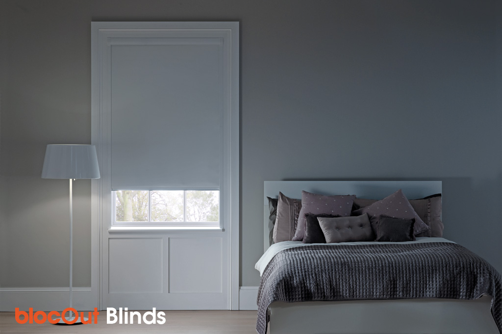 Perfect Summer Sleep With Blackout Blinds Expression Blinds Adorable Blackout Bedroom Blinds