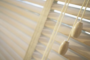 Birch Venetian Blinds