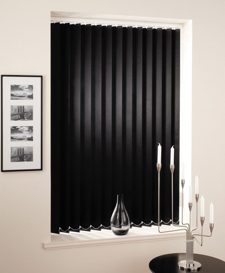 Vertical ExLite Black