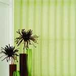 Panama Olive Vertical Blinds