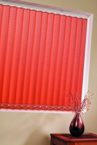 Pearl Copper Vertical Blinds