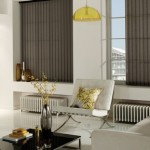 Screentex Flint Vertical Blinds