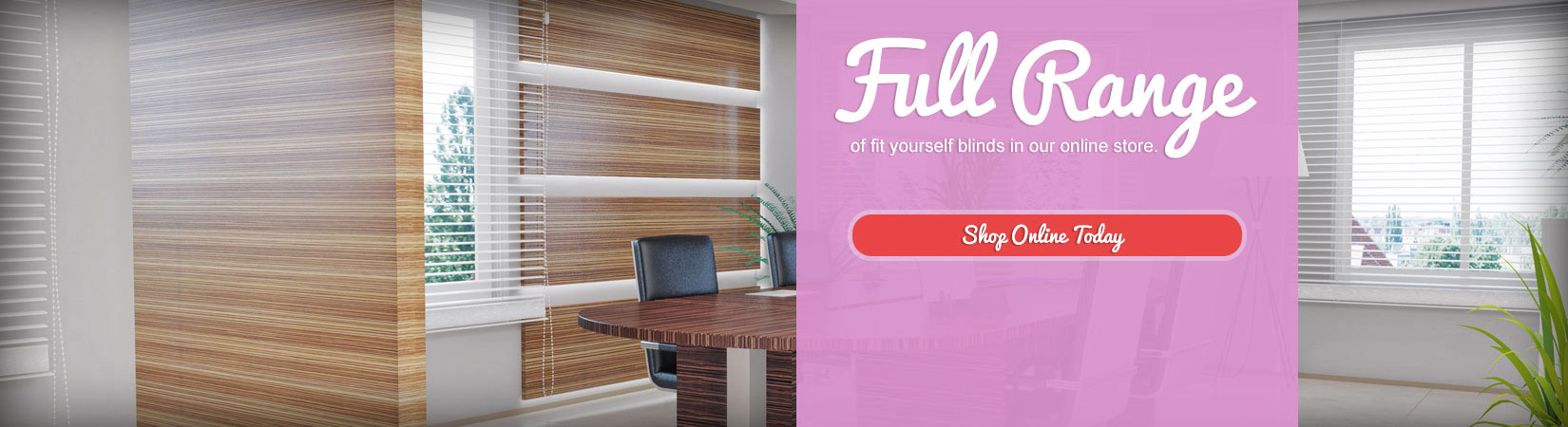 Welcome to Expression Blinds Cheshire