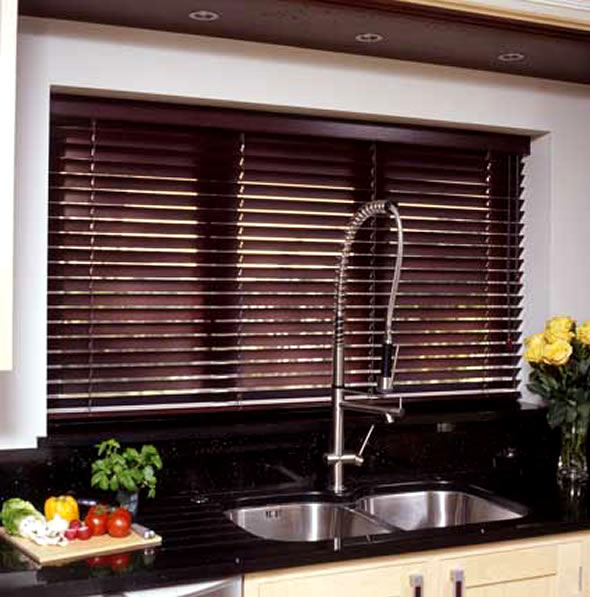kitchen blinds ideas uk faux wood blinds expression blinds 19192