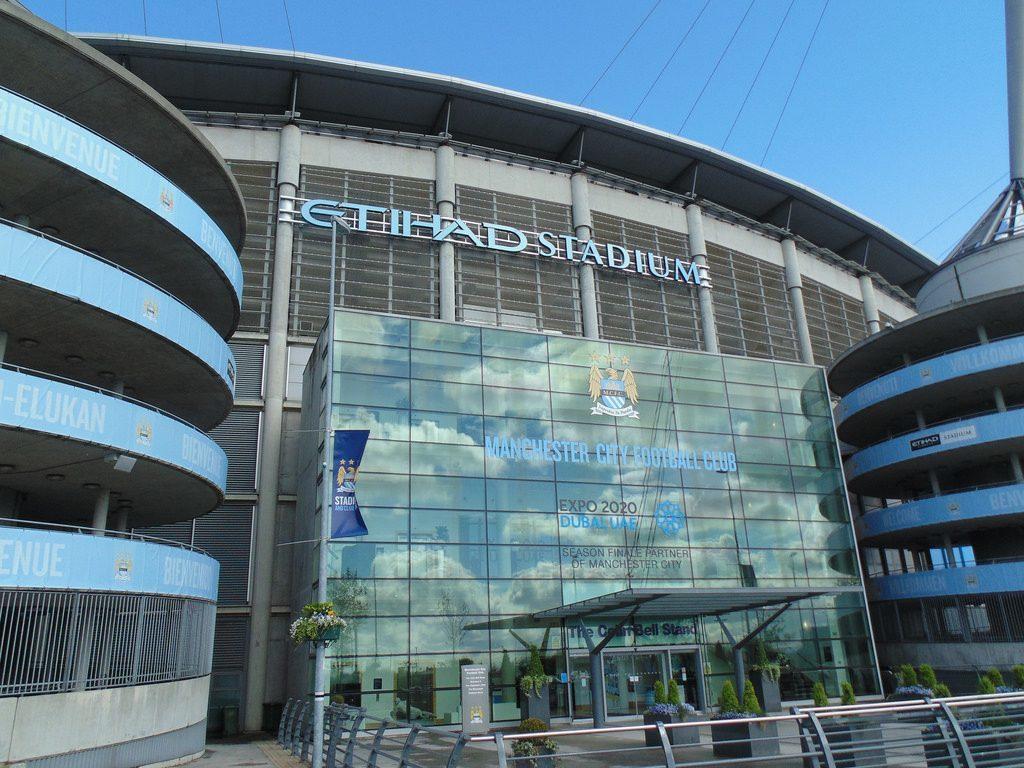 Blinds for Etihad stadium manchester