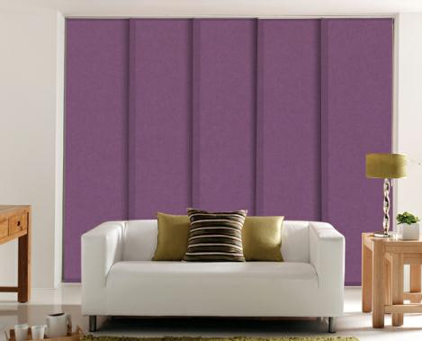 Panel blinds in Liverpool