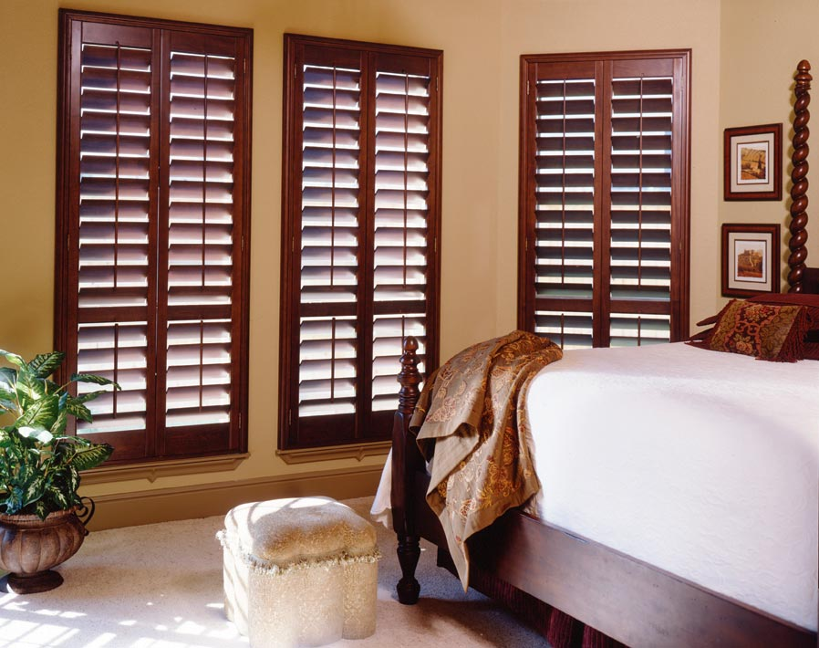 Wooden Window shutters Liverpool