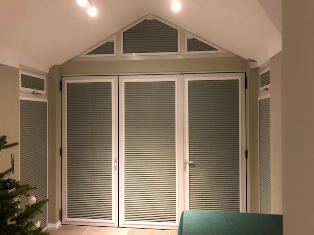 Blinds for doors Liverpool