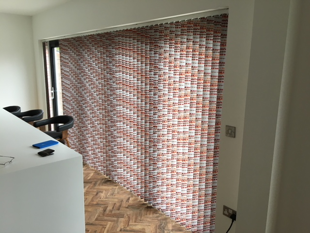 Blinds for doors in Liverpool
