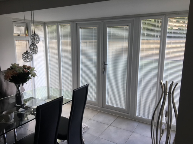 Warrington blinds for doors